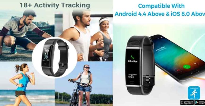 Ambrane Fitness Band AFB 38 Launched With Color Display & Heart Rate Monitor