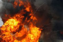 Fire Cracker factory Blast Punjab