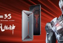 Nubia Red Magic 3S phone launch