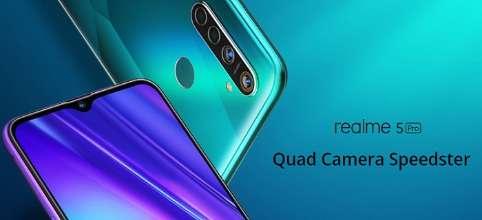 Realme 5 Pro first sale in India
