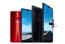 Samsung Galaxy A20s smartphone price specifications