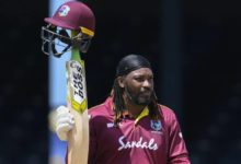 Chris Gayle latest news