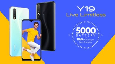 Vivo Y19 smartphone price in india, specifications