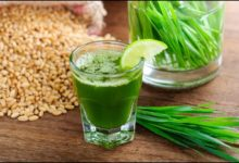 wheatgrass juice and its health benefits