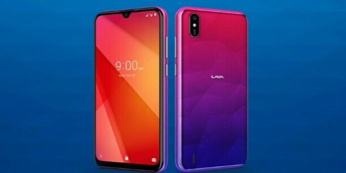 Lava Z53 new budget 4G smartphone in India