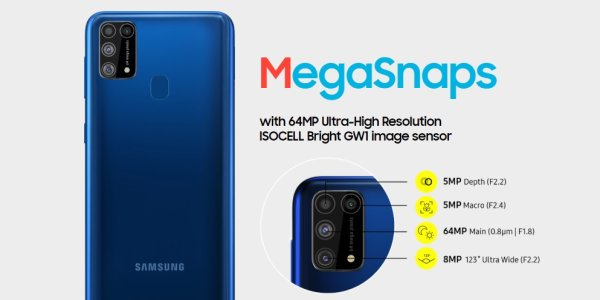 Image result for samsung m31 price and specification