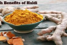 health Benefits of Haldi