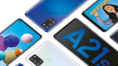 Samsung A21s smartphone India price & details
