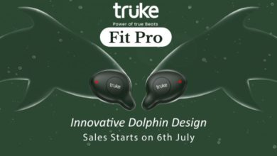 Truke Fit Pro true wireless earphones