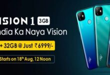 Itel Vision 1 cheap smartphone in India price specifications