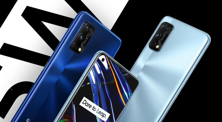 Realme 7 Pro Sale date in India, price specs features