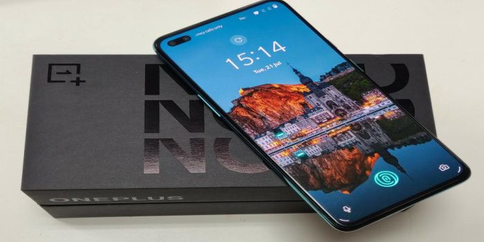 How to hide apps in Oneplus nord smartphone