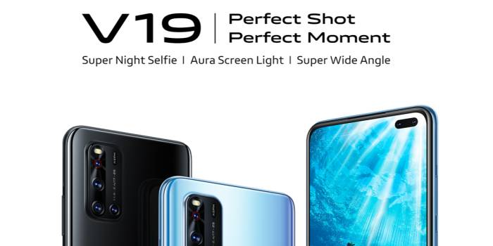 Vivo V19 Price in India and specifications