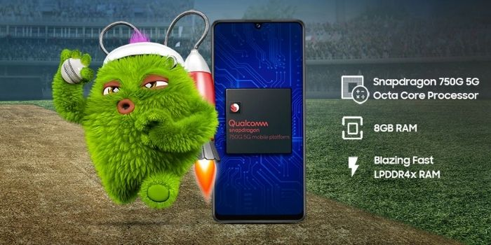 Samsung Galaxy M42 5G Price in India & Full Phone Specification